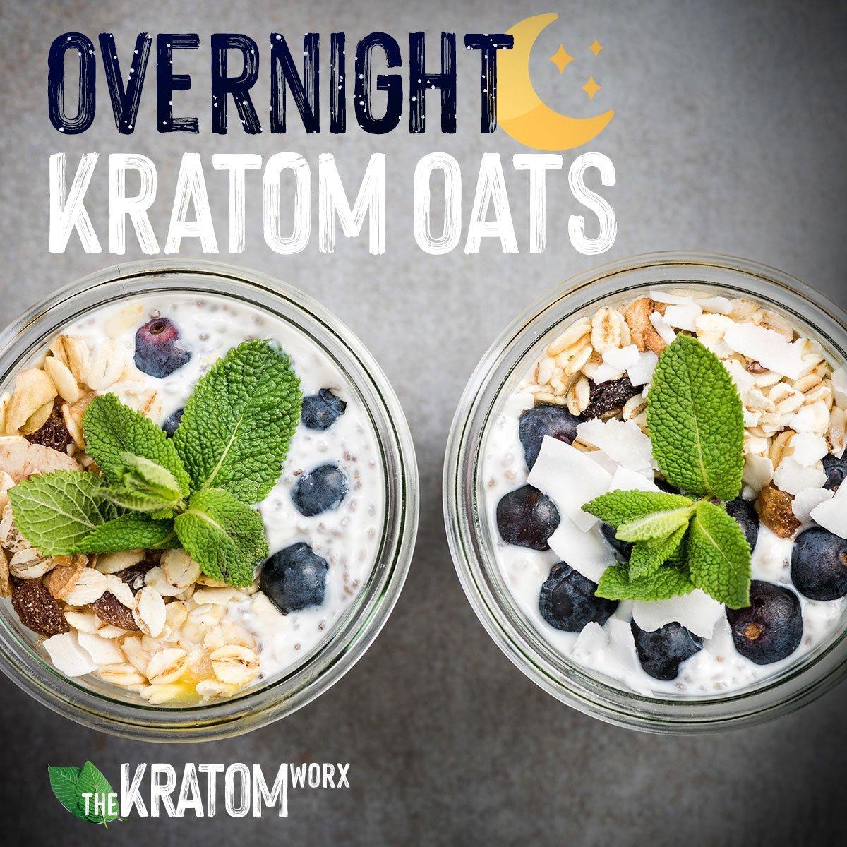 overnight oats recipe